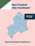 Madhya Pradesh Assembly Factbook