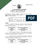 DA G.O Ms No 273.pdf