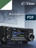 IC-7300-Product-Brochure