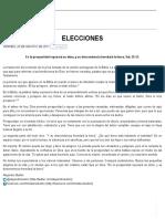 Ministério Bullón Elecciones 8-25-2017