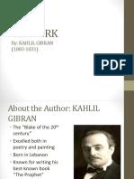 Kahlil-Gibran - On Work.pptx