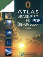 Atlas Brasileiro Energia Solar 2a Edicao