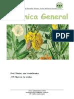 Cuadernillo de Botánica