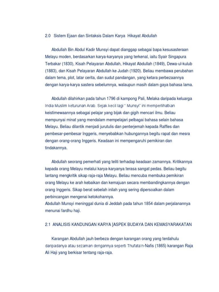 Contoh Hikayat Bunga Kemuning Br1m Reg