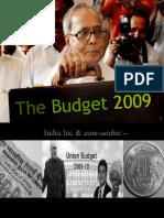 budget 2009