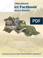 Uttarakhand District Factbook