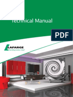 Lafarge Technical Manual