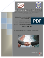 FORO RSU- II Unidad -Charcape _Rafael