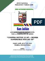 Proyecto San Julian