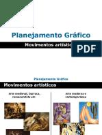 PG - Movimentos Artísticos