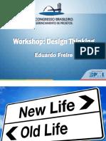 Eduardo Freire Design Thinking Experience Day
