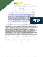 Aron-Analytc Impasse and the Third