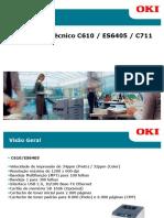 Treinamento C610 ES6405 C711