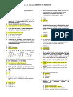 Examen de Adminision Gestion Mercados 10-03-2015