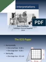 ECG Interpretations Dr Rp