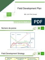 Field Development Plan