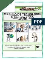 Modulo de Informática 9º