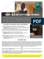 Wildlife Trafficking Factsheet for LACP_Nov 11