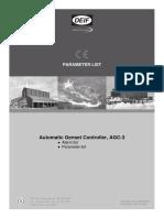 AGC-3 parameter list 4189340705 UK_2012.09.10