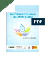 Manual de Buenas Practicas Higiénicas Para Industria de Alimentos