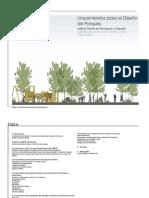 2017 08 15 - Cartilla Lineamientos de Diseño Parques