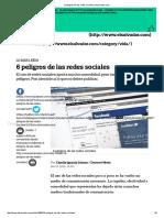 6 Peligros de Las Redes Sociales _ Elsalvador