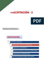 3.2 Precipitacion Tipos - Medicion