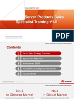 02-HUAWEI Server Products Sales Specialist Training V1.0