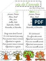 4 Copies Les Mois