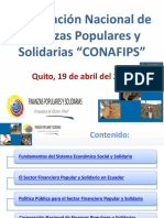 Finanzas Populares y La CONAFIPS