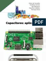 Aplicações dos capacitores