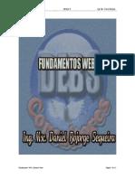 Fundamentos Webs I Parte