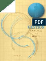 Reformas a la gestion en lso sistemas educativos UNESCO.pdf