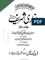 Bukhari Sharif Jild 3.pdf