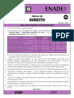 ENADE 2009 - Direito.pdf