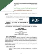 LEY DEL SISTEMA INTEGRAL DE JUSTICIA PENAL PARA ADOLESCENTE.pdf