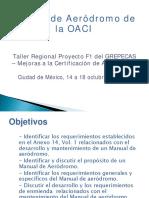 Presentación OACI