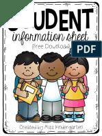 StudentInformationSheetfreebie.pdf