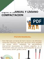 Presentación herramientas  Compactacion