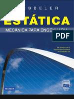 Estatica Mecanica Para Engenharia Hibbler 12 Ed Color