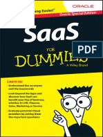 Software as a Solution for Dummies, Oracle Edition