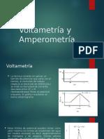 presentacion Amperometría Voltametría
