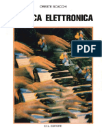 Oreste Scacchi - Musica Elettronica