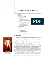 4. El arte griego