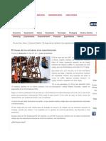 El Riesgo de Los Rechazos a Las Exportaciones 09082011 PDF 69kb