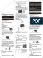 Manual IRA-360 Digital JFL