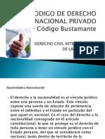 CODIGO DE DERECHO INTERNACIONAL PRIVADO.ppt