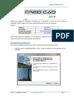 Manual Instalacion Diredcad2018 Net