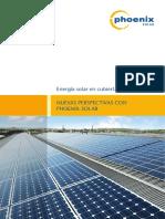 Energia Solar en Cubiertas Industriales