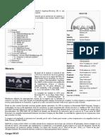MAN SE - Una Empresa en Construcción